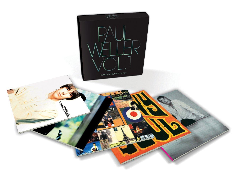 Paul Weller / Classic Album Selection Vol. 1 box set