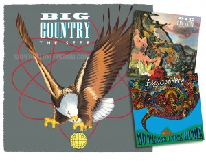 Big Country 2CD deluxe editions