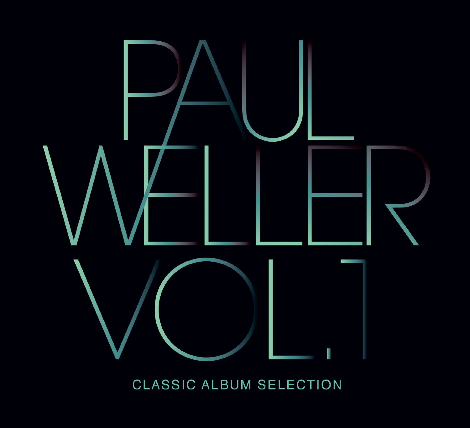 Paul Weller / Classic Album Selection Vol. 1 box set