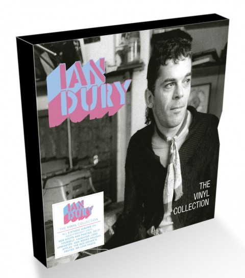 Ian Dury / The Vinyl Collection