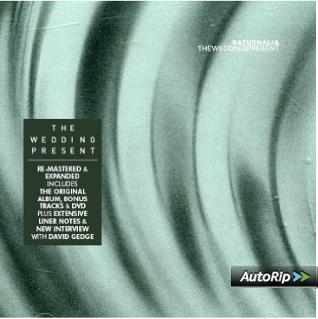The Wedding Present / Saturnalia 3CD+DVD edition