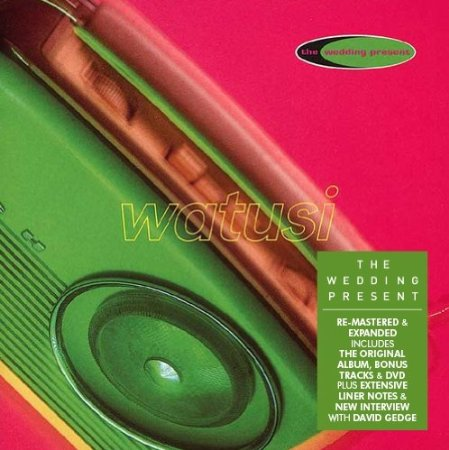 The Wedding Present / Watsui 3CD+DVD edition
