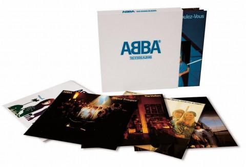 abba_studioalbums