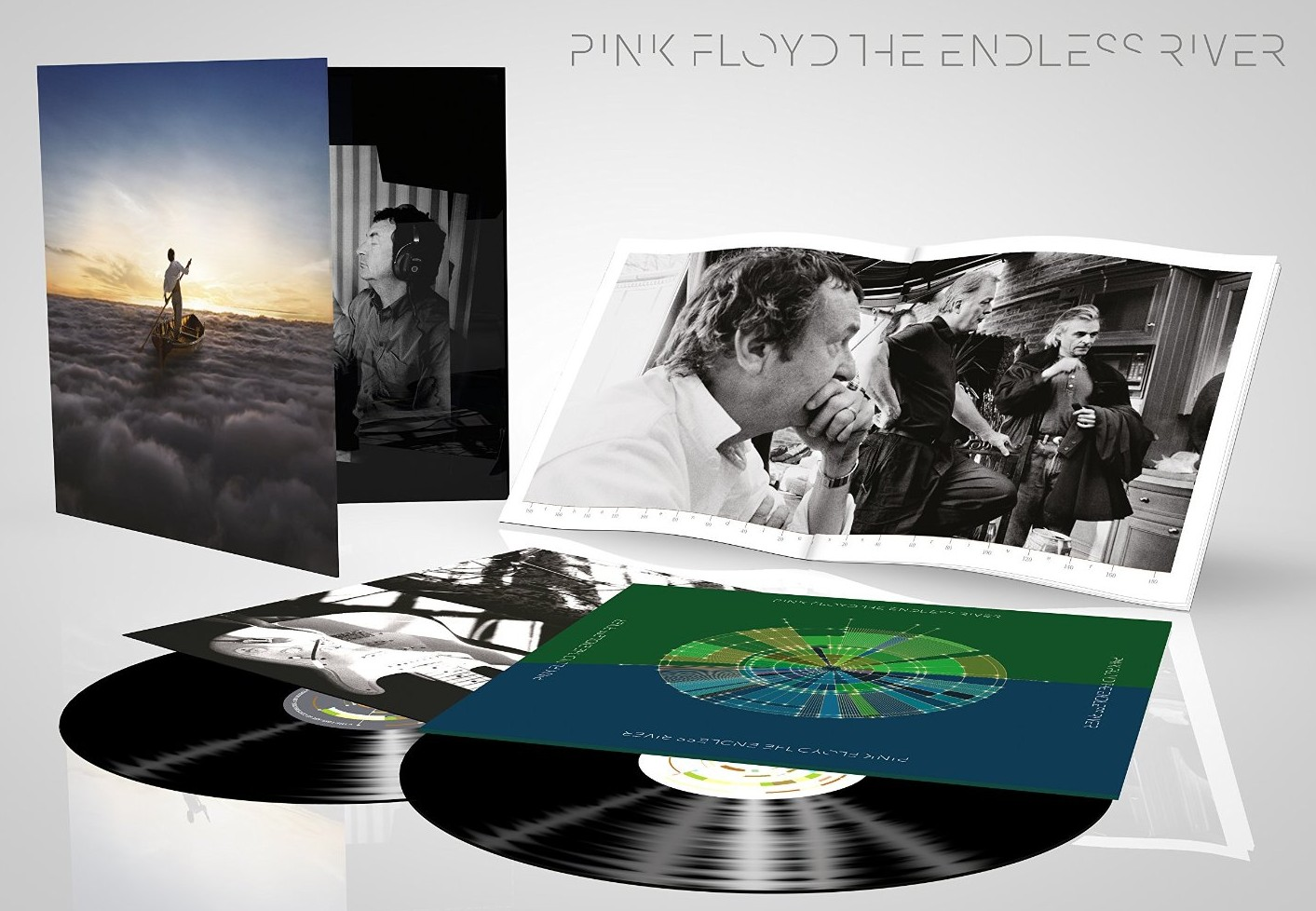 Pink Floyd / The Endless River 2LP gatefold vinyl