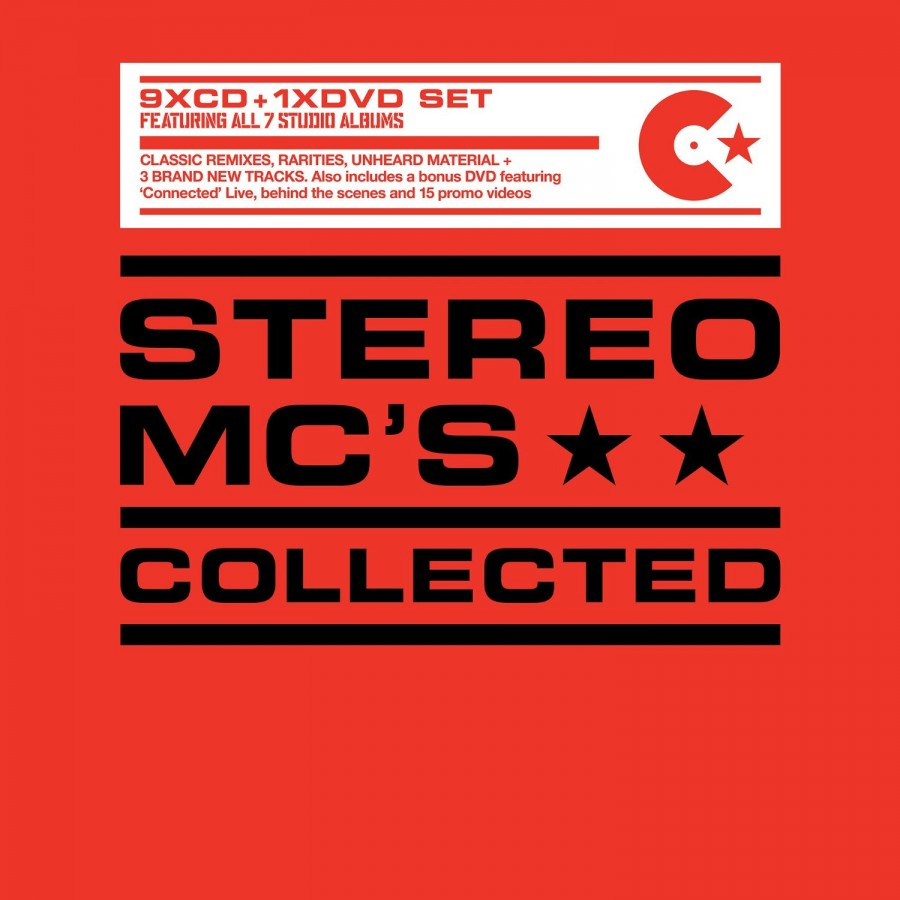 Stereo MC's / Collected 10-disc box set