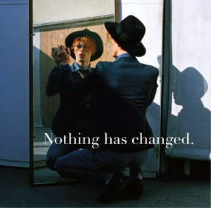 David Bowie: Nothing Has Changed / 2CD cover
