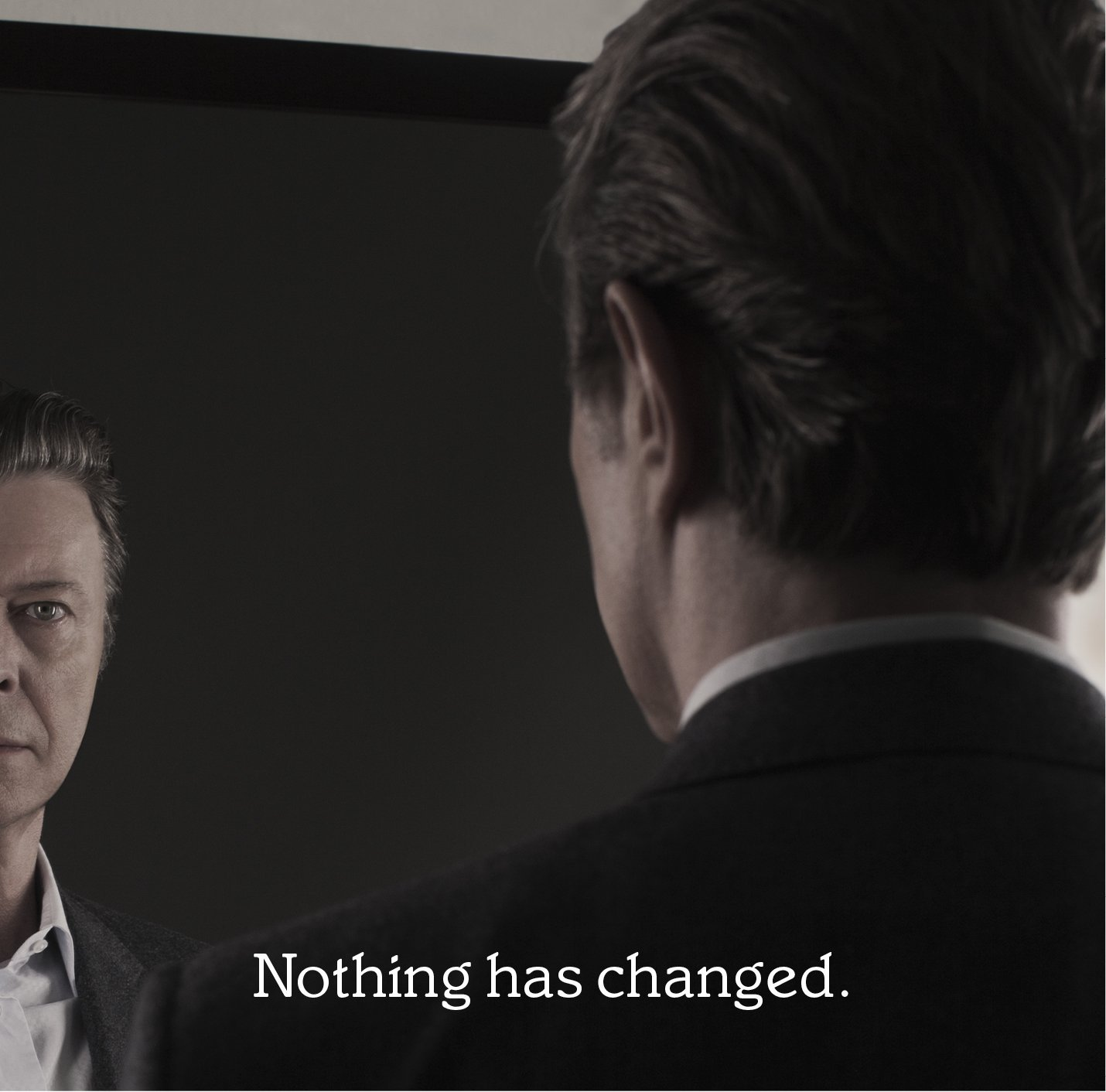 David Bowie: Nothing Has Changed / 3CD cover