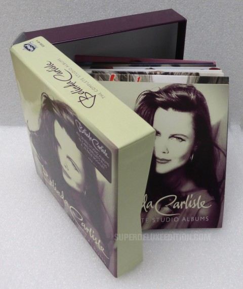FIRST PICTURES / Belinda Carlisle The Complete Studio Albums
