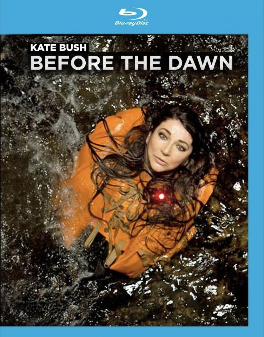 Kate Bush / Before The Dawn blu-ray mock-up