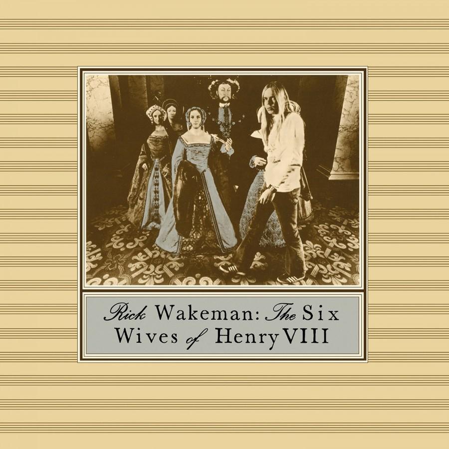 Rick Wakeman deluxe reissues