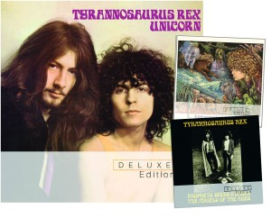 Tyrannosaurus Rex deluxe editions