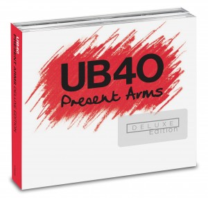 UB40 / Present Arms 3CD deluxe reissue