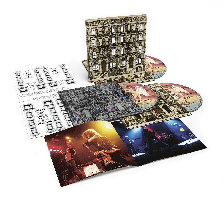 Led Zeppelin / Physical Graffiti reissue / 3LP deluxe vinyl