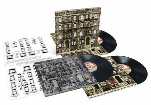Led Zeppelin / Physical Graffiti reissue / 3LP deluxe vinyl