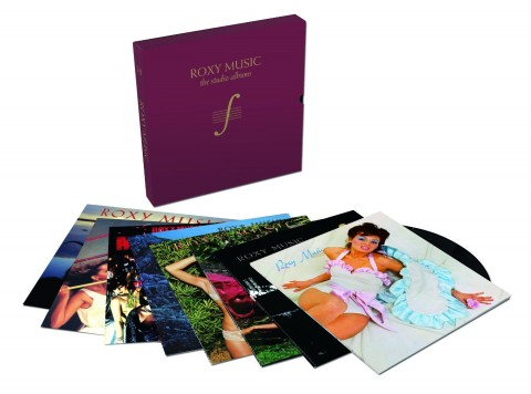 Roxy Music / The Complete Studio Albums / 8LP vinyl box set