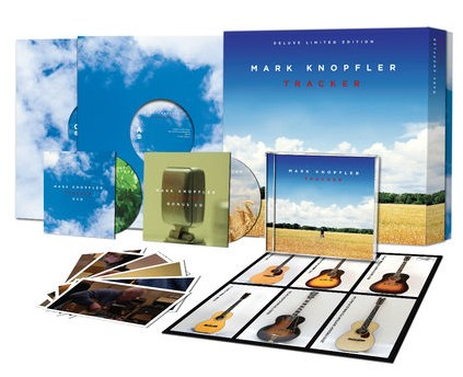 Mark Knopfler / Tracker super deluxe edition box set