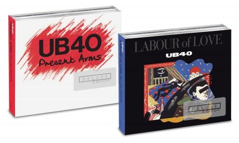 UB40 / 3CD deluxe reissues