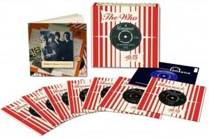The Who / The Brunswick Singles 1965-66 / limited vinyl box set