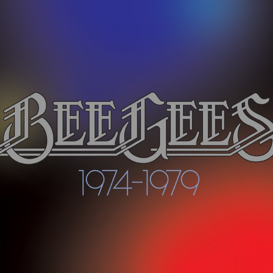 Bee Gees / 1974-1979 five-disc box