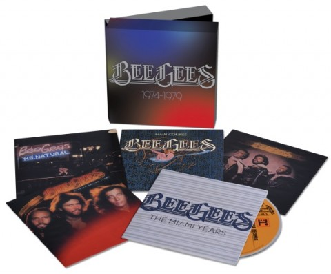 Bee Gees / 1974-1979 five-CD box set