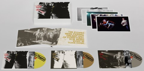 Sticky Fingers Deluxe Box 3D mock up