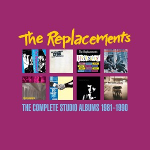 The Replacements / The Complete Studio Albums 8CD box set