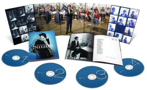 Frank Sinatra / Ultimate Sinatra 4CD deluxe box