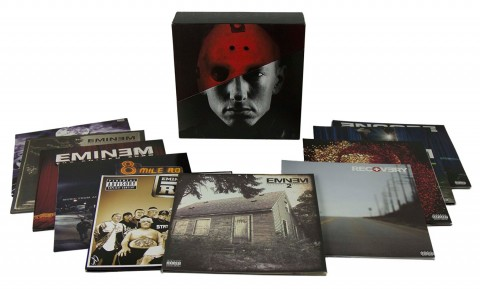 Eminem / The Vinyl LPs box set