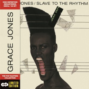 Slave To The Rhythm / front