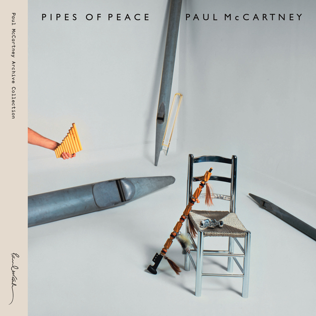 Paul McCartney / Pipes of Peace