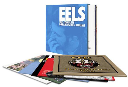 Eels / The Complete Dreamworks Albums / 8LP vinyl box