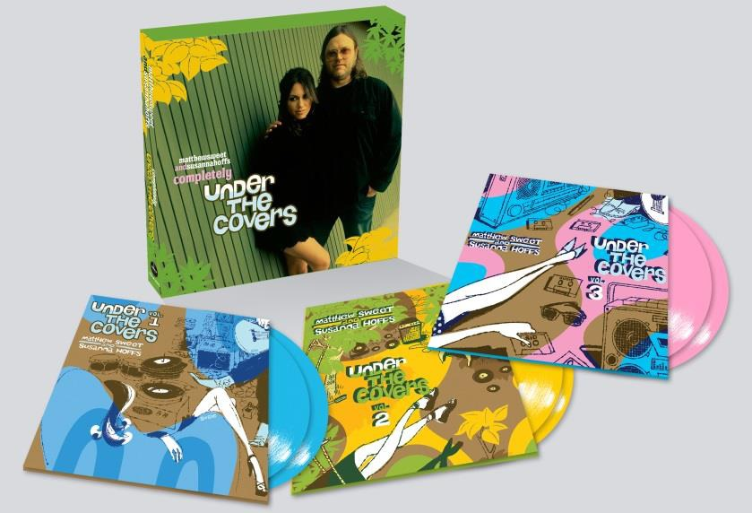 Matthew Sweet and Susanne Hoffs: Completely Under The Covers
