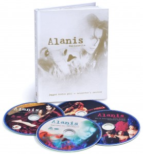 Alanis Morissette / Jagged Little Pill four-disc 20th anniversary set