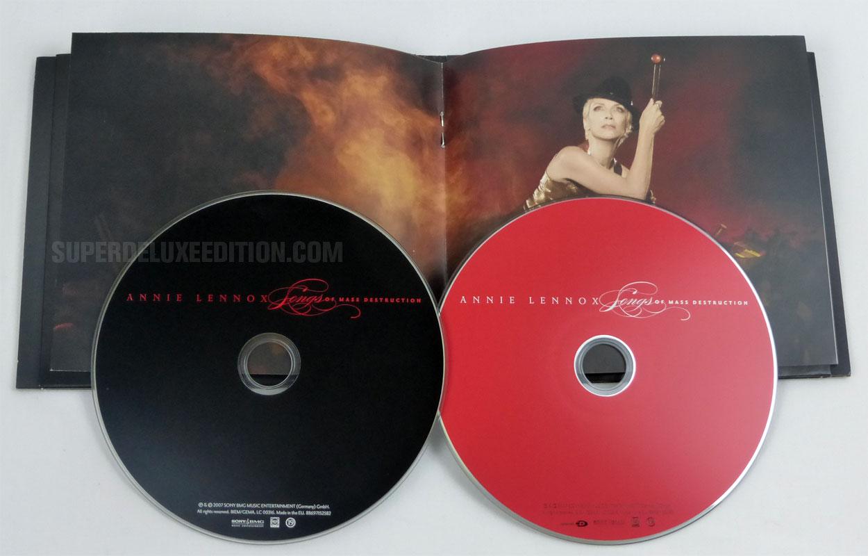 Annie Lennox / Songs of Mass Destruction 2CD set