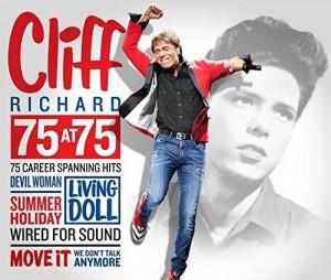 Cliff Richard / 75 at 75 compilation