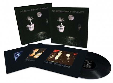 The Sisters of Mercy / Floodland era vinyl box