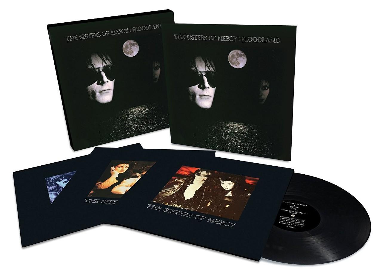 The Sisters of Mercy / Floodland era vinyl box