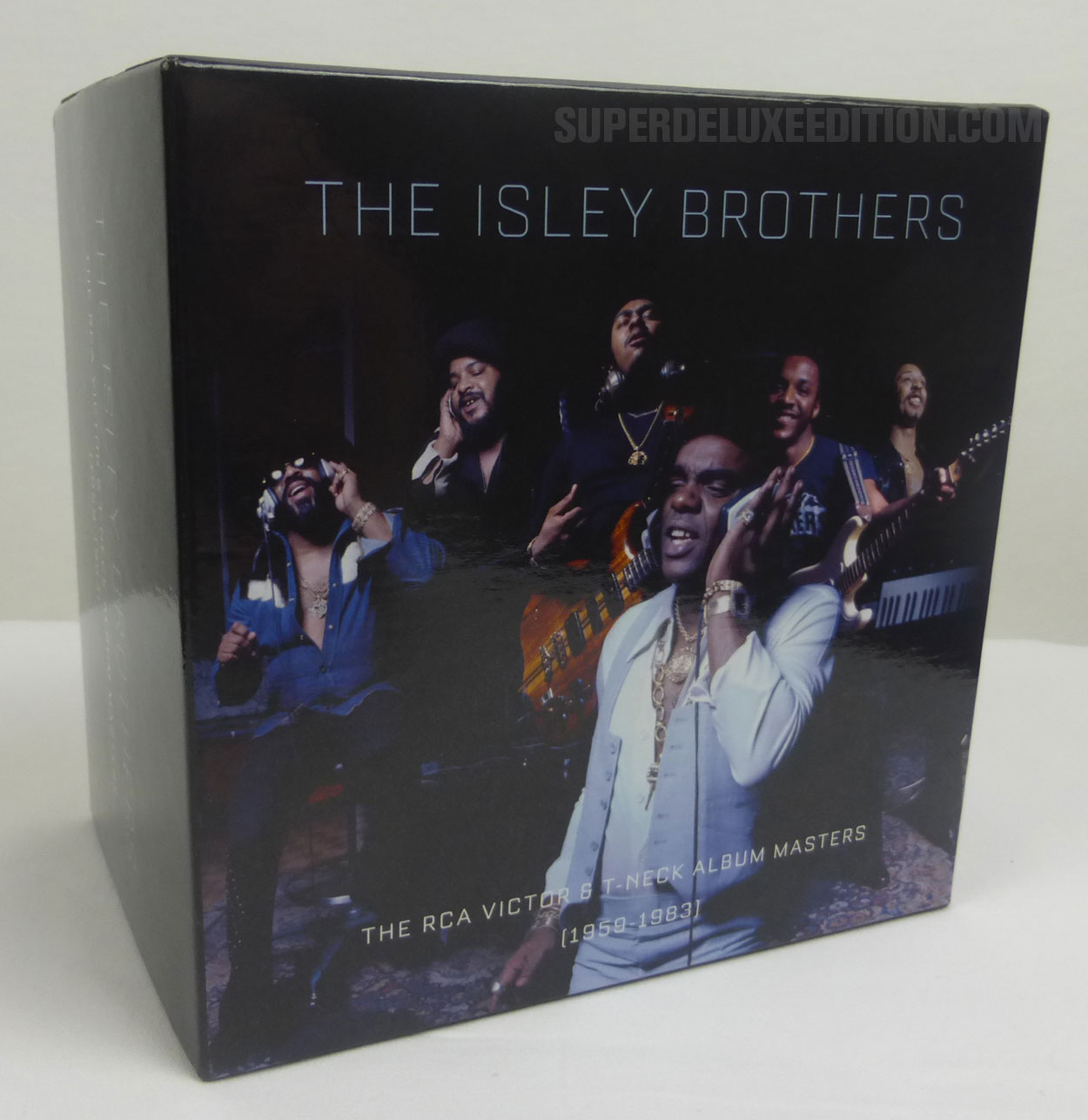 The Isley Brothers / The RCA Victor and T-Neck Album Masters box set