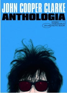 John Cooper Clarke / Anthologia 4-disc box