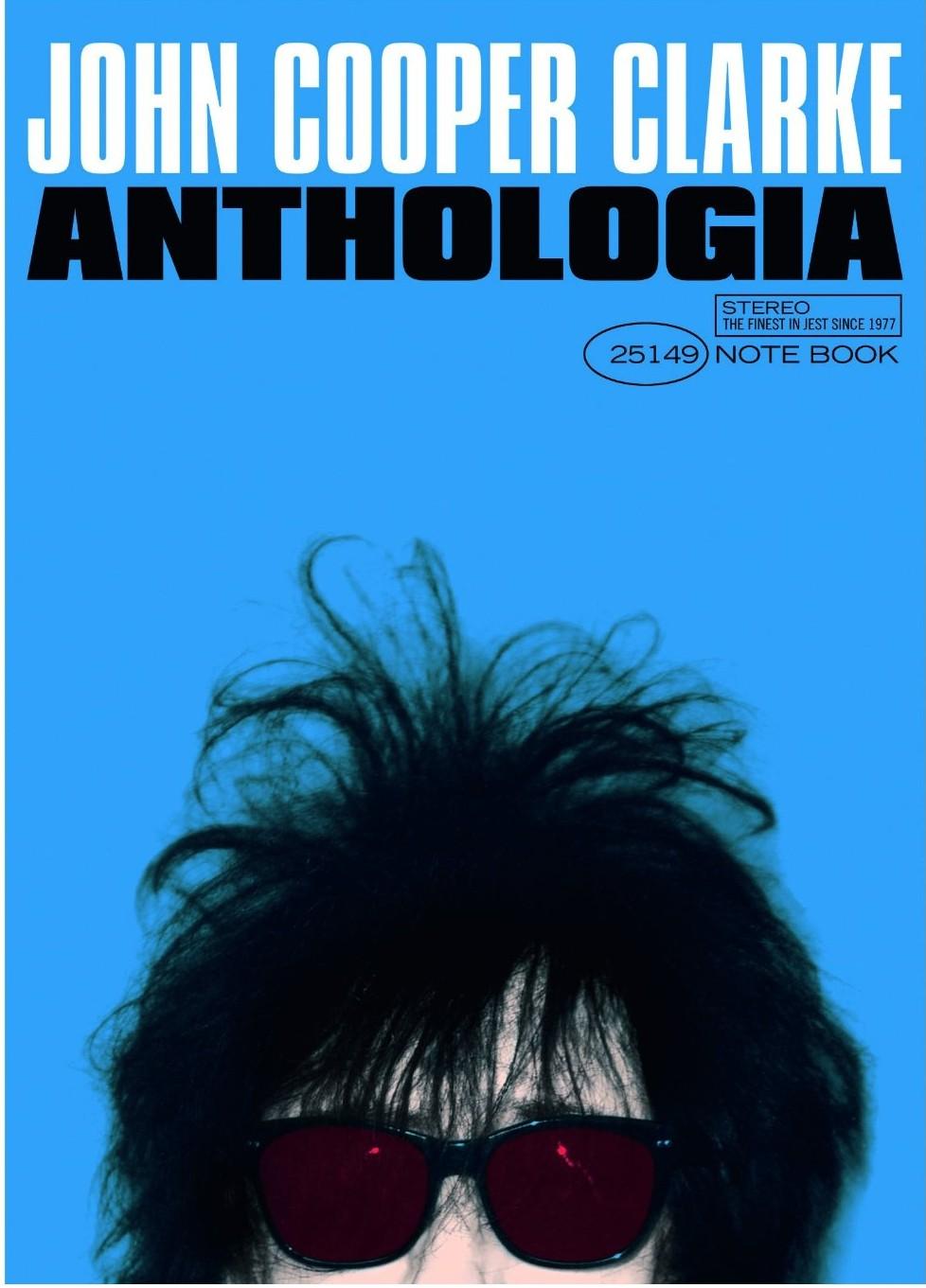 John Cooper Clarke / Anthologia 4-disc box