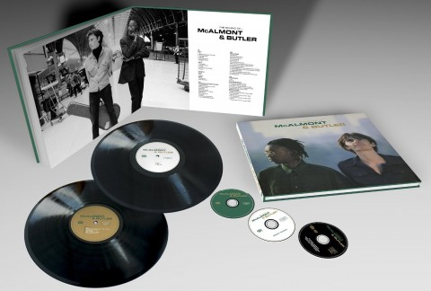 The Sound of McAlmont and Butler / 5-disc deluxe set