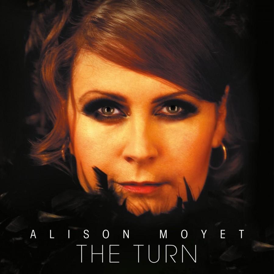 Alison Moyet / The Turn 2CD deluxe reissue and vinyl reissue