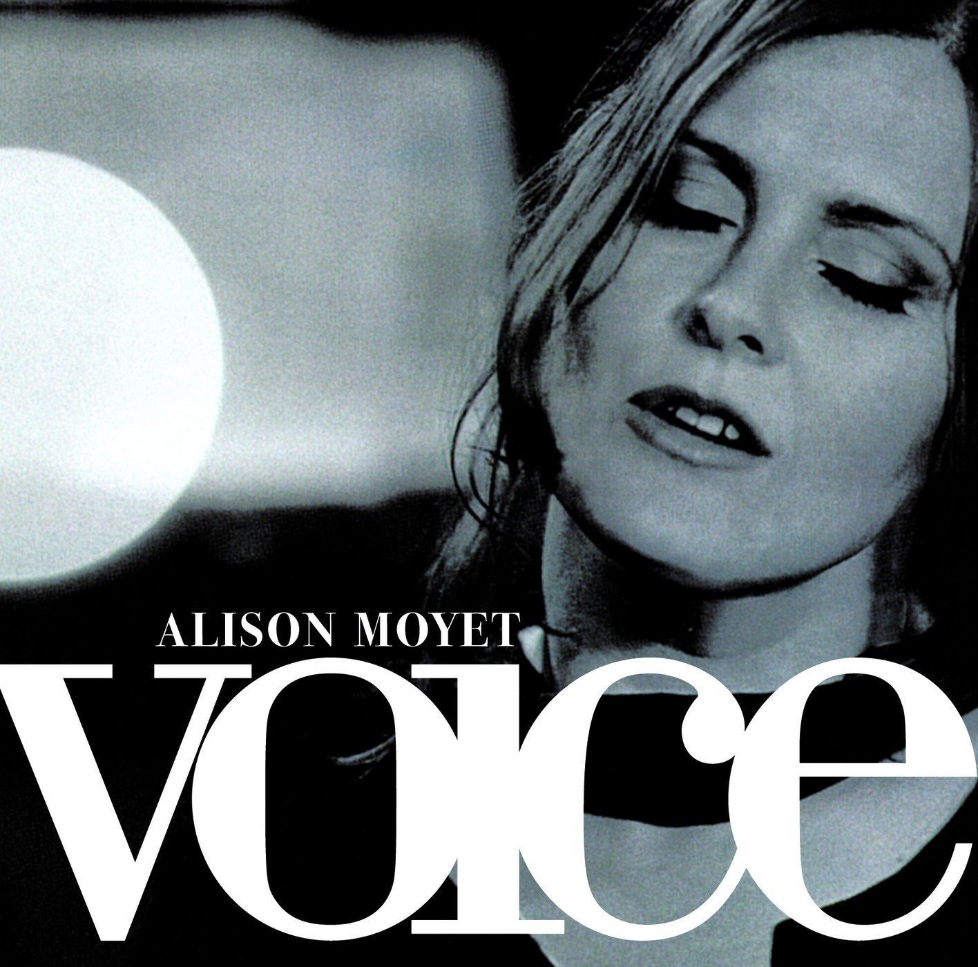Alison Moyet / Voice 2CD deluxe reissue and vinyl reissue
