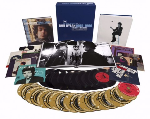 Bob Dylan 1965-1966 / The Cutting Edge: The Bootleg Series Vol 12 Collector's Edition 18CD