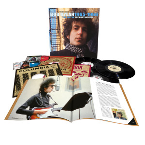 Bob Dylan 1965-1966 / Best Of The Cutting Edge: The Bootleg Series Vol 12 / 3LP+2CD