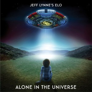 ELO / new album Alone in the Universe
