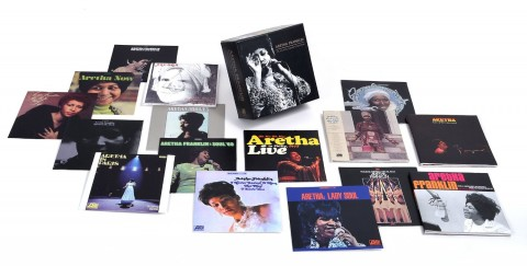 Aretha Franklin / The Atlantic Albums Collection / 19CD box set