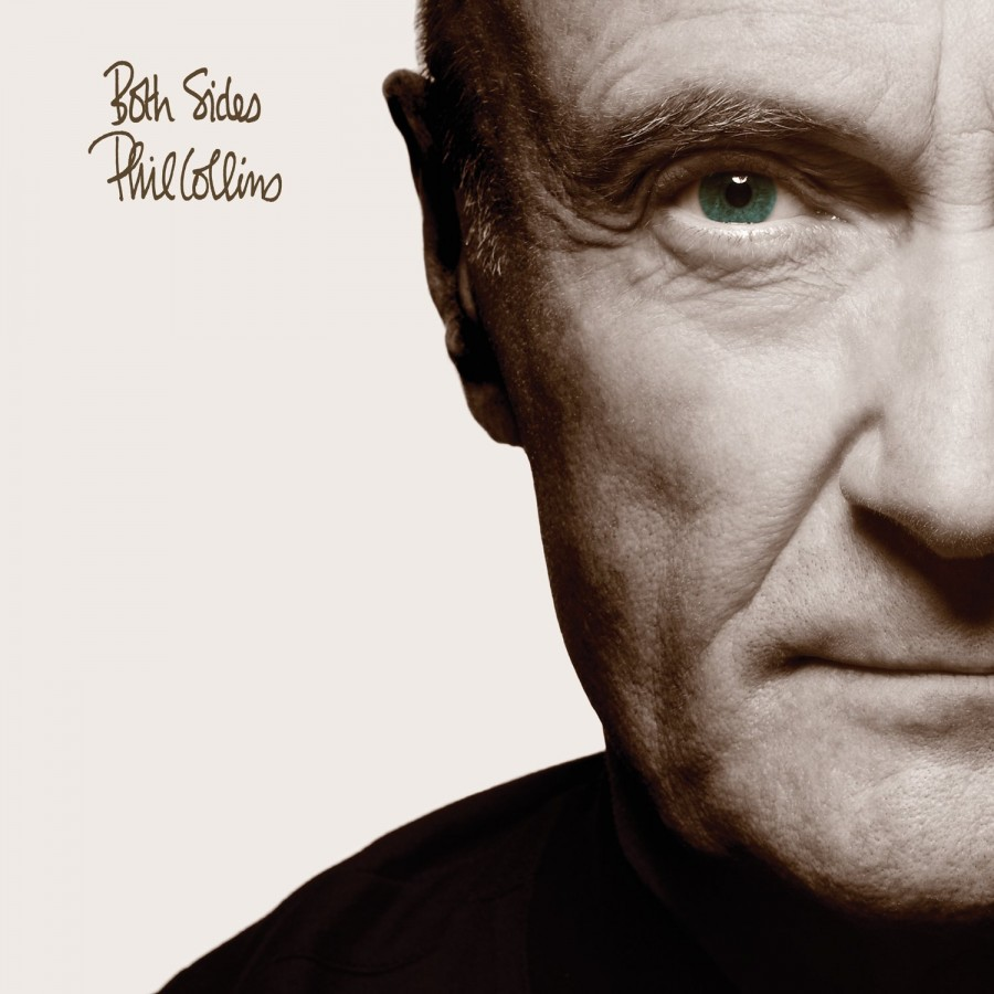 Phil Collins / Both Sides reissue