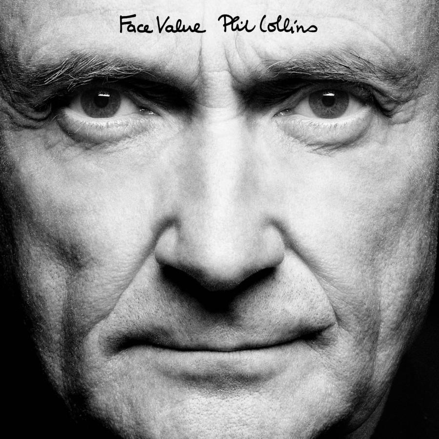 Phil Collins / Face Value reissue