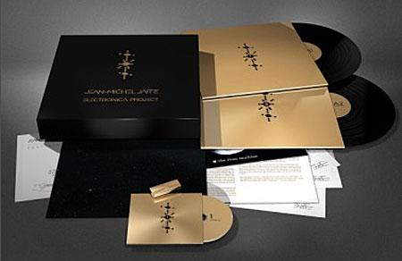 Jean-Michel Jarre / Electronica deluxe box set